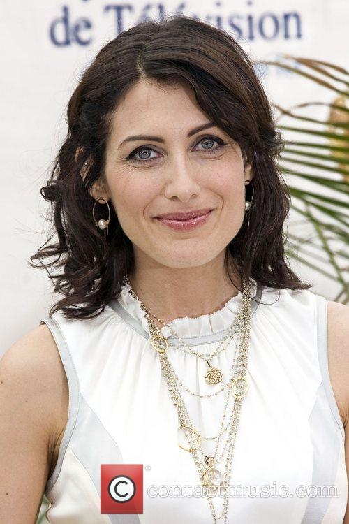 Lisa Edelstein Photocall during the 2008 Monte Carlo...