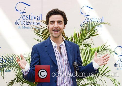 Michael Urie Photocall during the 2008 Monte Carlo...