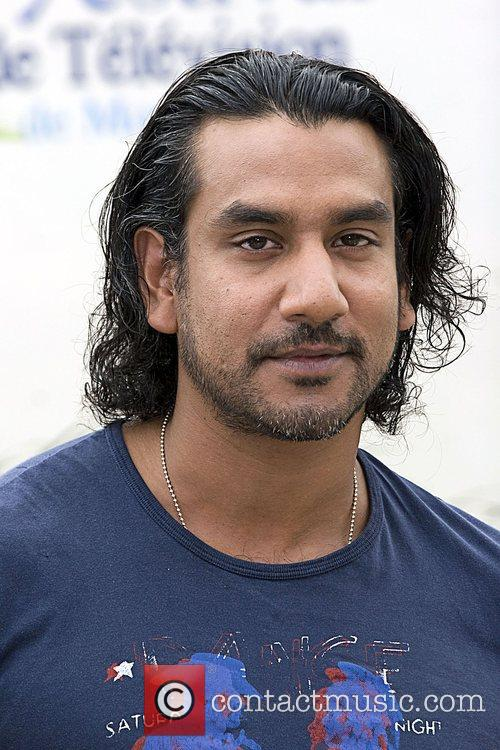 Naveen Andrews Photocall during the 2008 Monte Carlo...