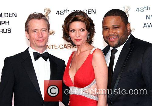 Golden Nymph awards ceremony - arrivals during the...