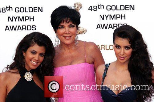 Kim Kardashian, Kourtney Kardashian and Kris Kardashian 3