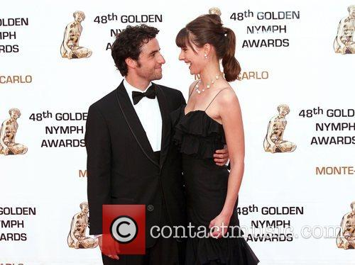 Michael Urie and Girlfriend