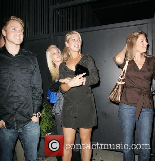 Spencer Pratt and Heidi Montag 1