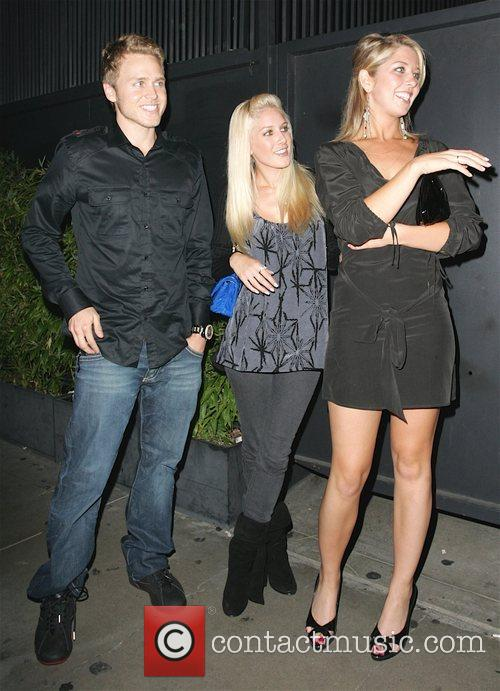 Spencer Pratt and Heidi Montag 2
