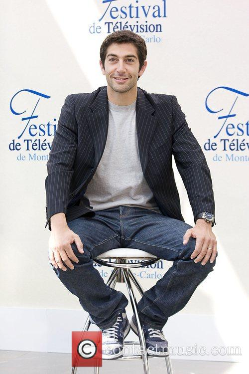 Mathieu Delarive Photocall during the 2008 Monte Carlo...