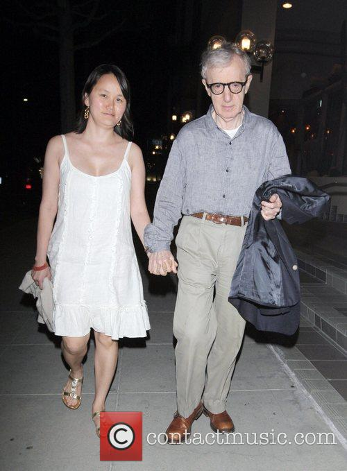 Soon-yi Previn and Woody Allen 5