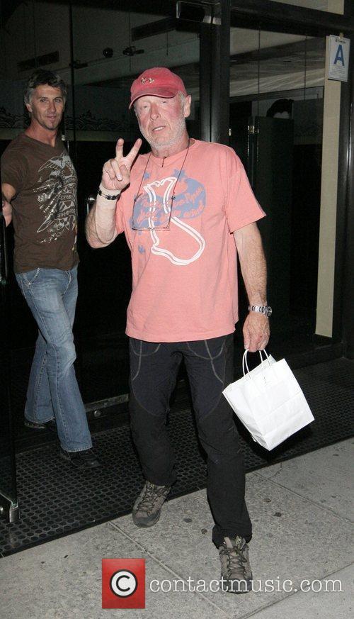 Tony Scott at Mr Chow Los Angeles, California