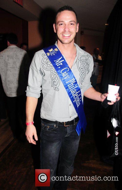Andrew Petruzelli 2007 winner Philadelphia Mr. Gay 2008...