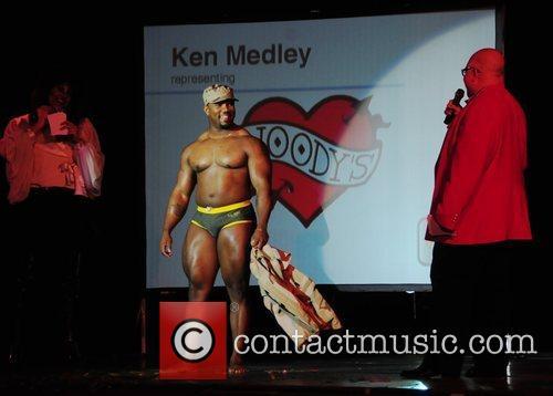 Ken Medley - Mr Congeniality Philly 2008 Philadelphia...