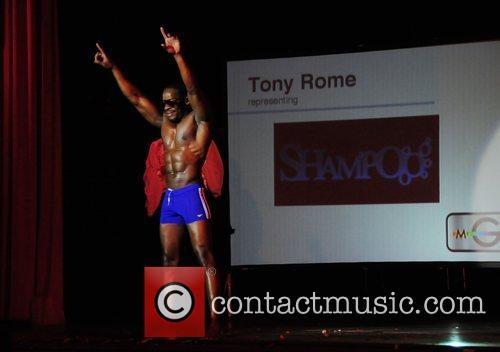 Tony Rome Philadelphia Mr. Gay 2008 Competition at...