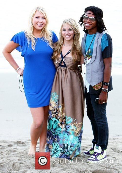 Cast members on MTV's new show 'My Super...