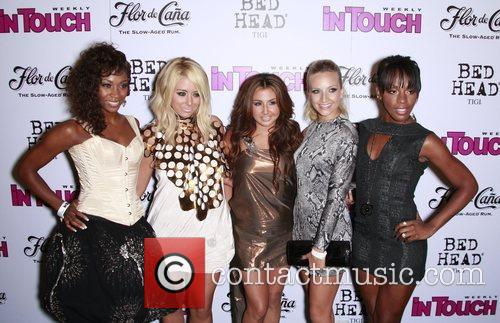 Danity Kane In Touch VMA Post Party at...