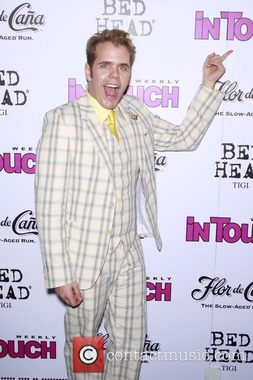 Perez Hilton In Touch VMA Post Party at...