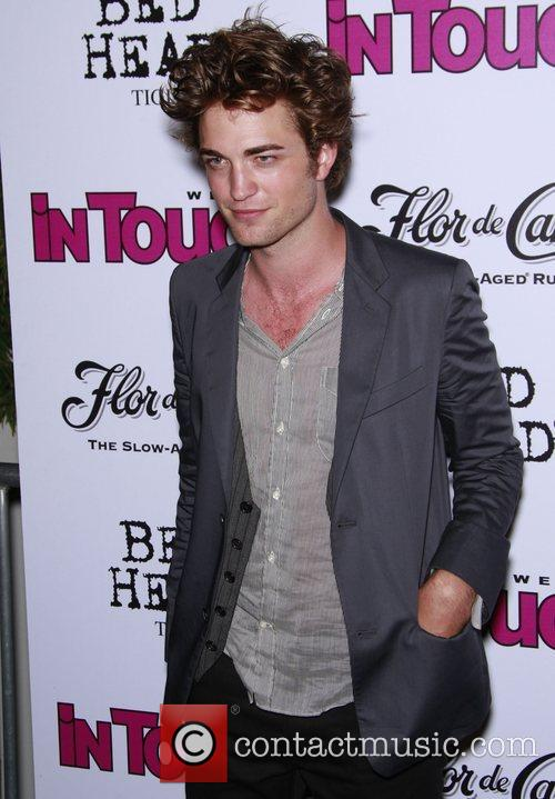 Robert Pattinson In Touch VMA Post Party at...