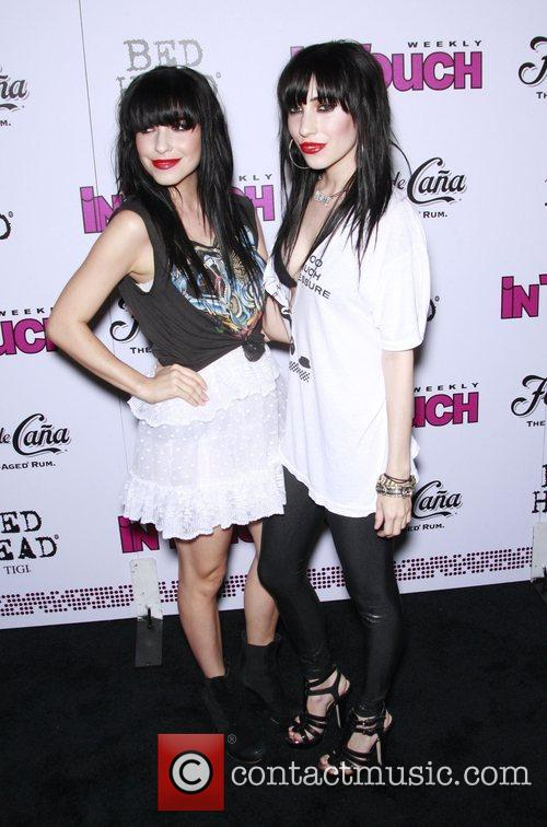 The Veronicas In Touch VMA Post Party at...