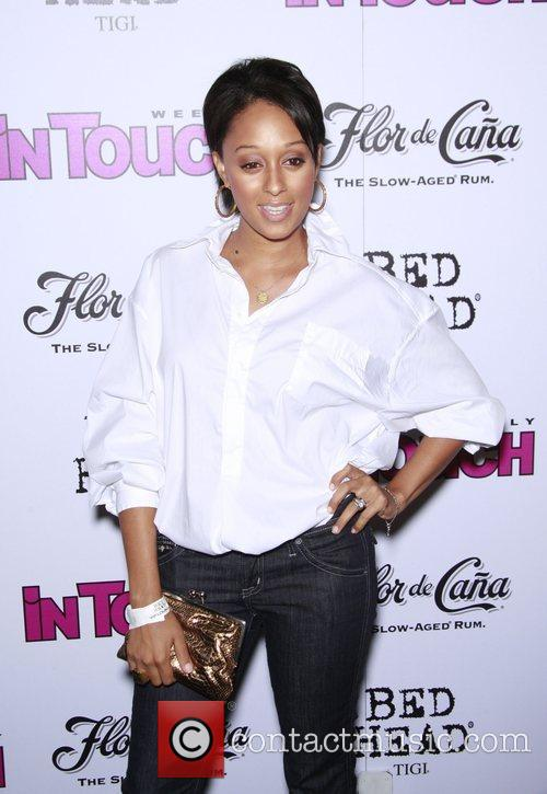 Tia Mowry In Touch VMA Post Party at...