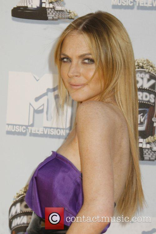 Lindsay Lohan and Mtv 5
