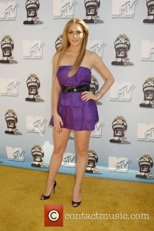 Lindsay Lohan and Mtv 2