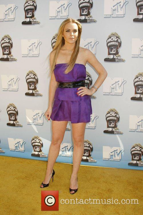 Lindsay Lohan and Mtv 4