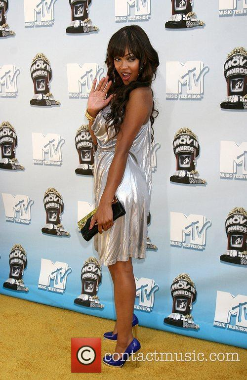 Meagan Good and Mtv 7