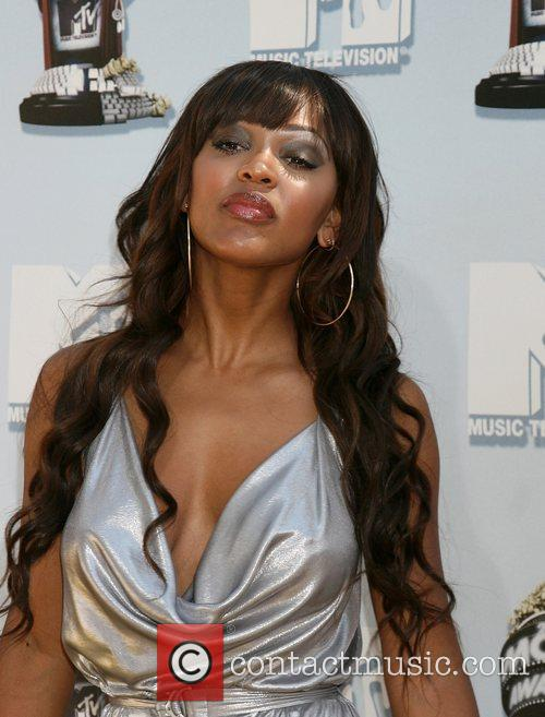Meagan Good and Mtv 4