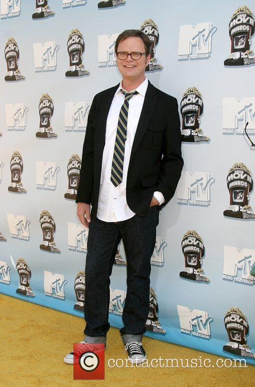Rainn Wilson and Mtv 1