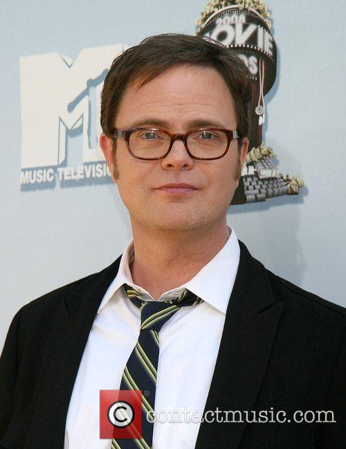 Rainn Wilson and Mtv 2