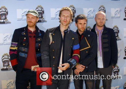 Coldplay and MTV 1