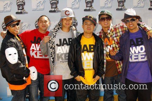 Jabbawockeez and Mtv 6