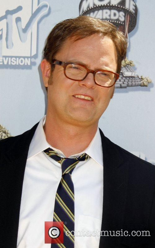 Rainn Wilson and Mtv 3