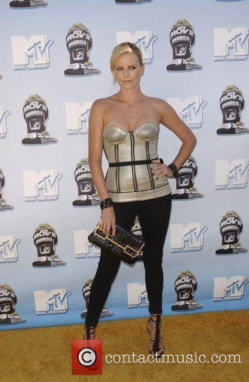 Charlize Theron and Mtv 11