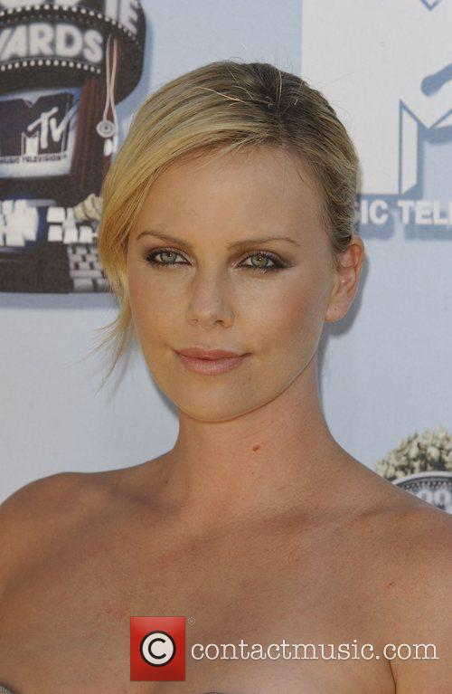 Charlize Theron and Mtv 10