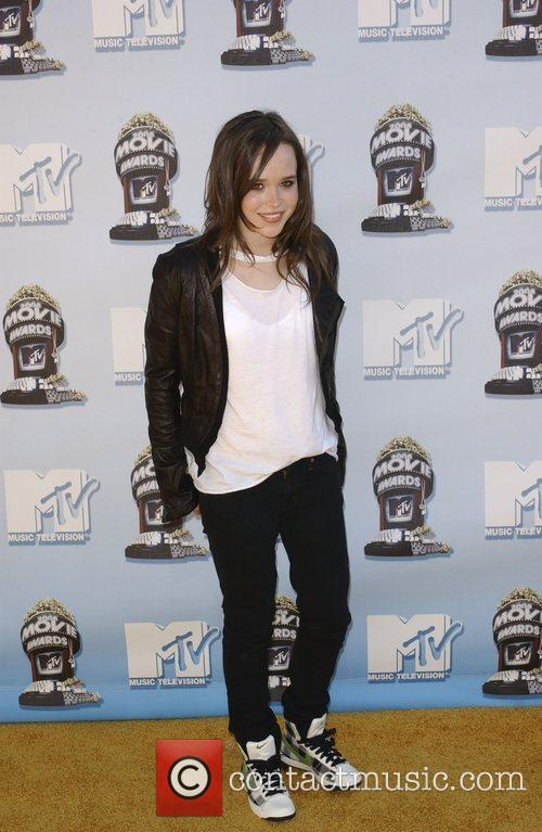 Ellen Page and Mtv 9
