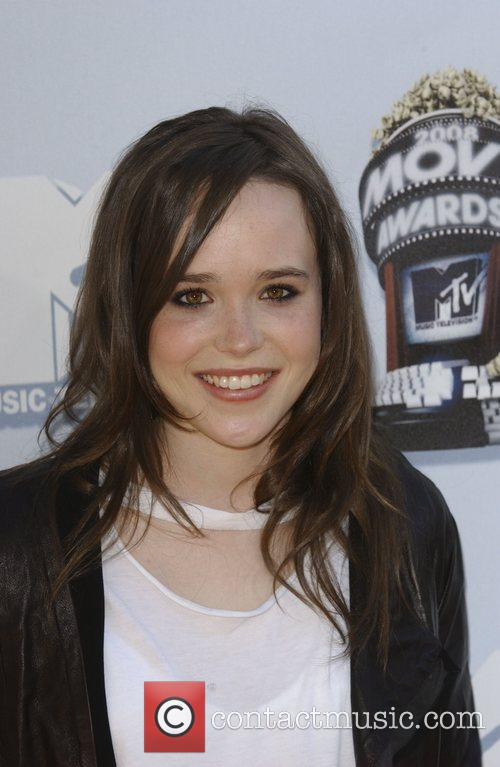 Ellen Page and Mtv 8