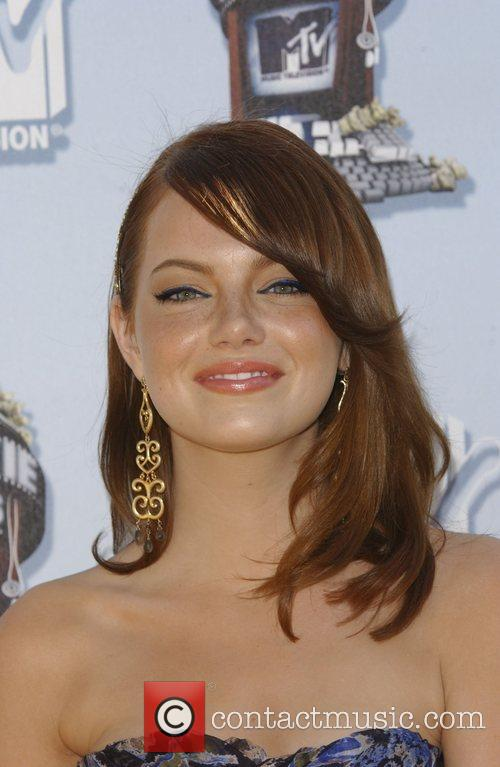 Emma Stone and Mtv 8