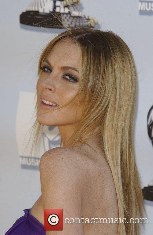 Lindsay Lohan and MTV 1