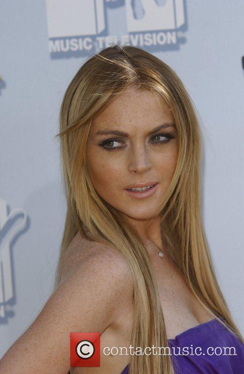 Lindsay Lohan, MTV, Gibson Amphitheatre, Mtv Movie Awards