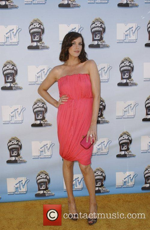 Liv Tyler and Mtv 10