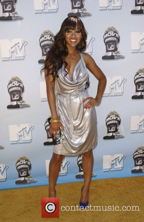 Meagan Good and Mtv 9
