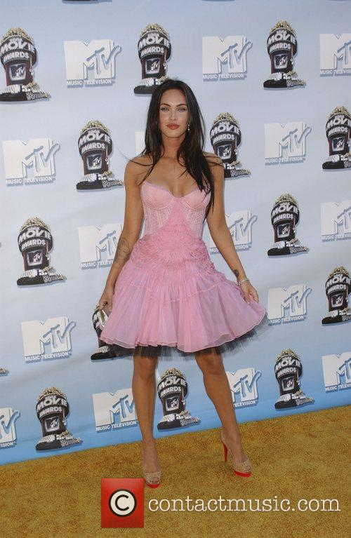 Megan Fox and Mtv 8
