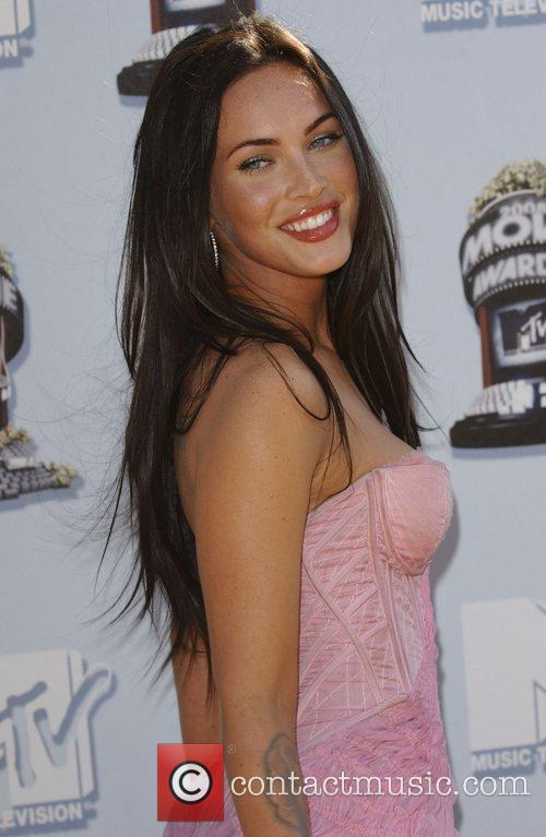 Megan Fox and Mtv 9