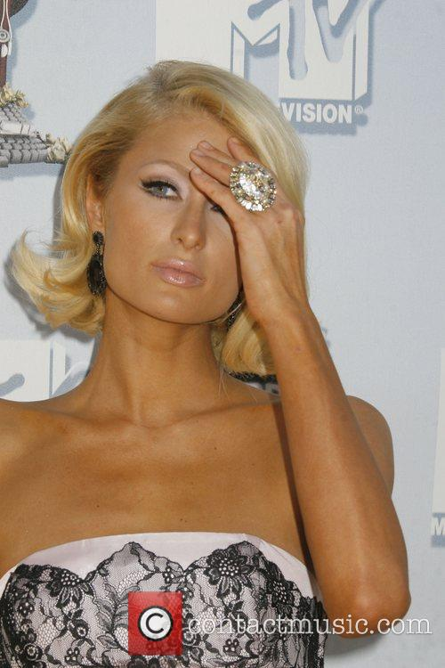 Paris Hilton and Mtv 2