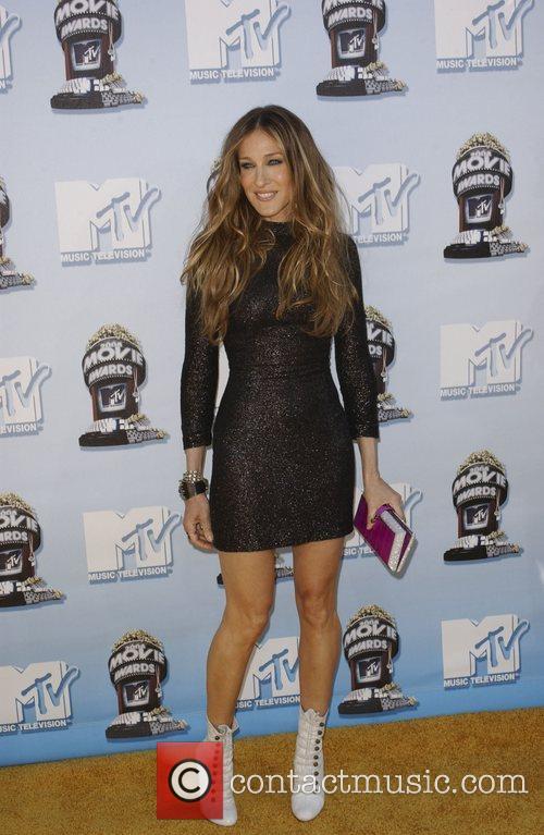 Sarah Jessica Parker and MTV 1