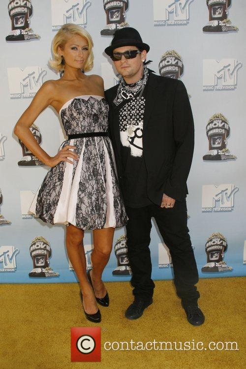 Paris Hilton and Mtv 7