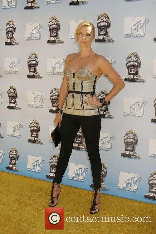 Charlize Theron and Mtv 2