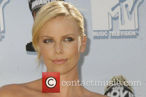 Charlize Theron and Mtv 4
