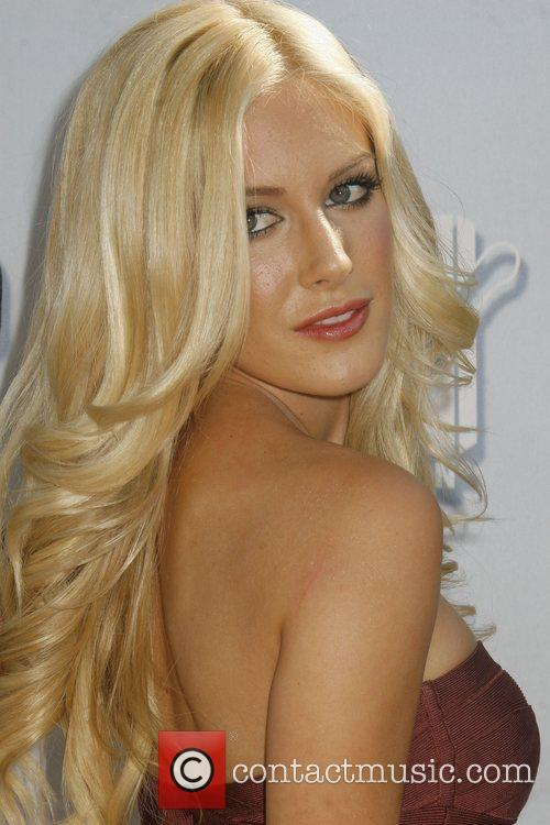 Heidi Montag and Mtv 4