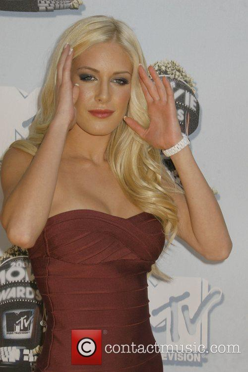 Heidi Montag and Mtv 2