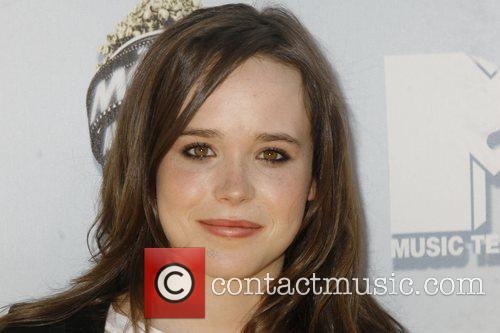 Ellen Page and Mtv 3