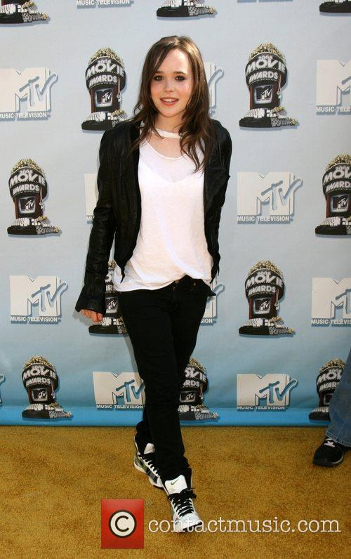 Ellen Page and Mtv 5